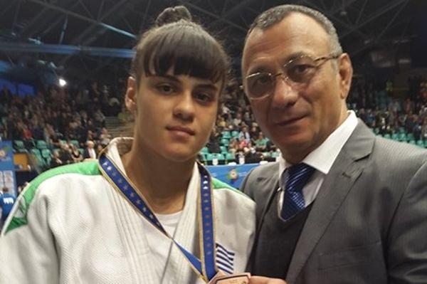 Τζούντο: Πρωταθλητής Ευρώπης ο Μουστόπουλος, χάλκινο η Τελτσίδου