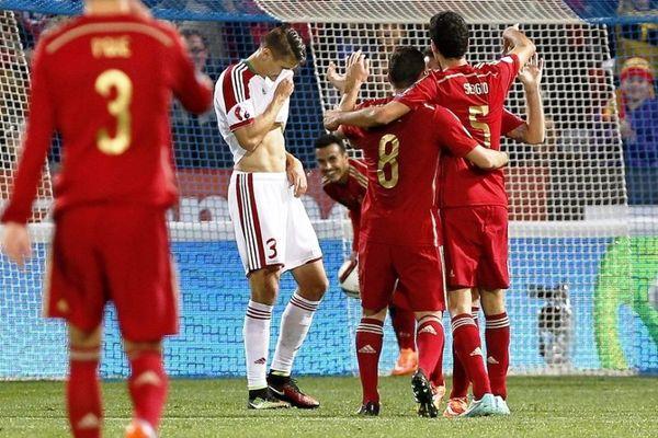 Ισπανία – Λευκορωσία 3-0 (videos)