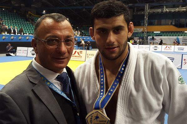 Μουστόπουλος: «Η σκληρή δουλειά έφερε το χρυσό»