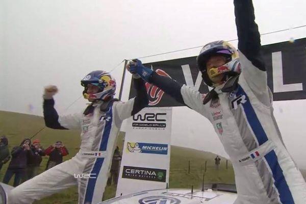WRC: Νικητής ο Οζιέ στην Ουαλία (photos+video)