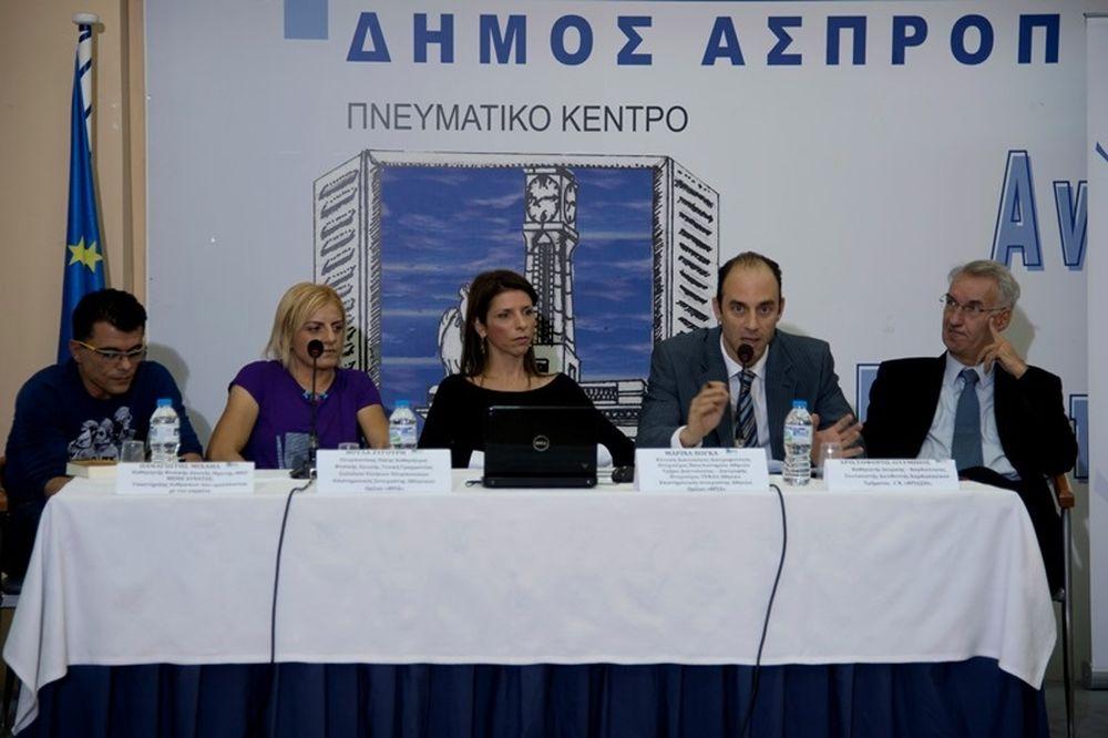 Δράσεις Προαγωγής Αθλητισμού και Υγείας από τον Σύλλογο Ελλήνων Ολυμπιονικών
