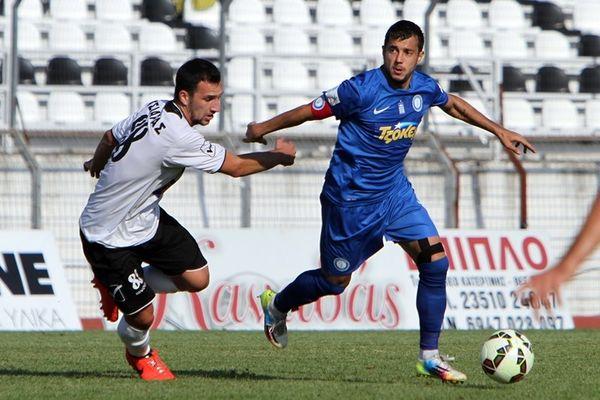 Πουρτουλίδης: «Θέλουμε να βελτιωνόμαστε σε κάθε ματς»