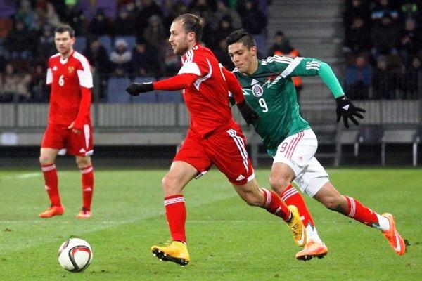 Λευκορωσία – Μεξικό 3-2 (video)