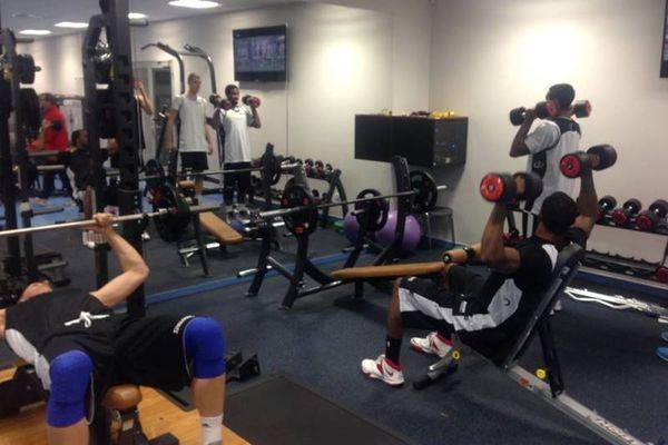 Τούροβ: «Ξετινάχθηκαν» στο γυμναστήριο για Παναθηναϊκό (photos)