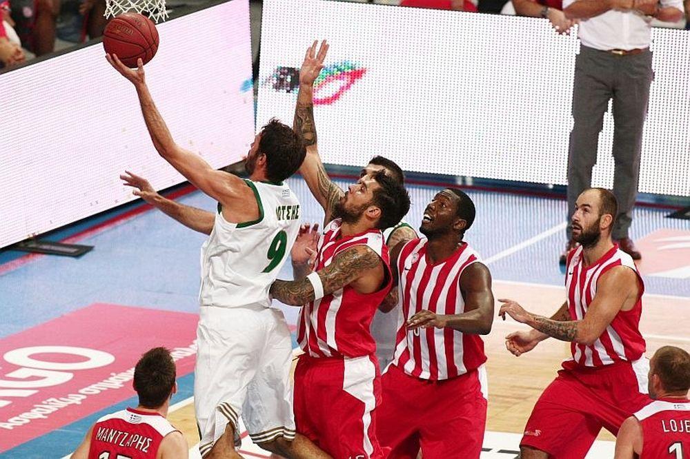 Πρόκριση στα... χαρτιά θέλει ο Ολυμπιακός