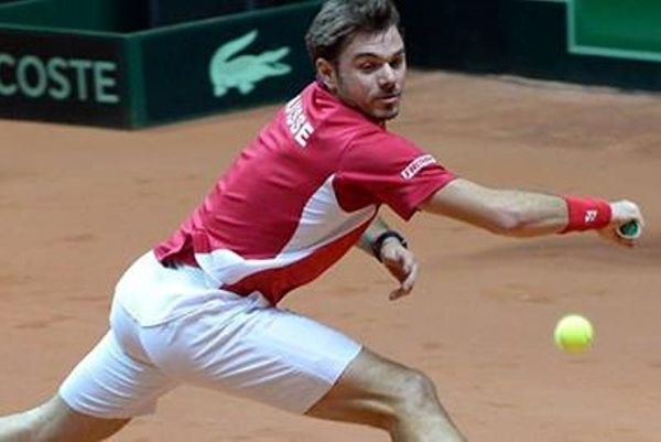 Davis Cup: Προβάδισμα με Βαβρίνκα, το... διπλασιάζει ο Φέντερερ!