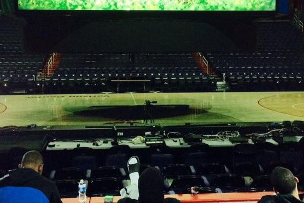 Ουάσινγκτον Ουίζαρντς: FIFA στη γιγαντοοθόνη