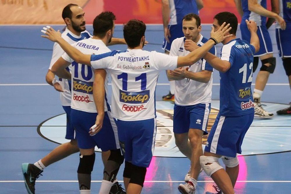 Volleyleague: Παρασκευή (28/11) και Σάββατο (29/11) η 6η «στροφή»