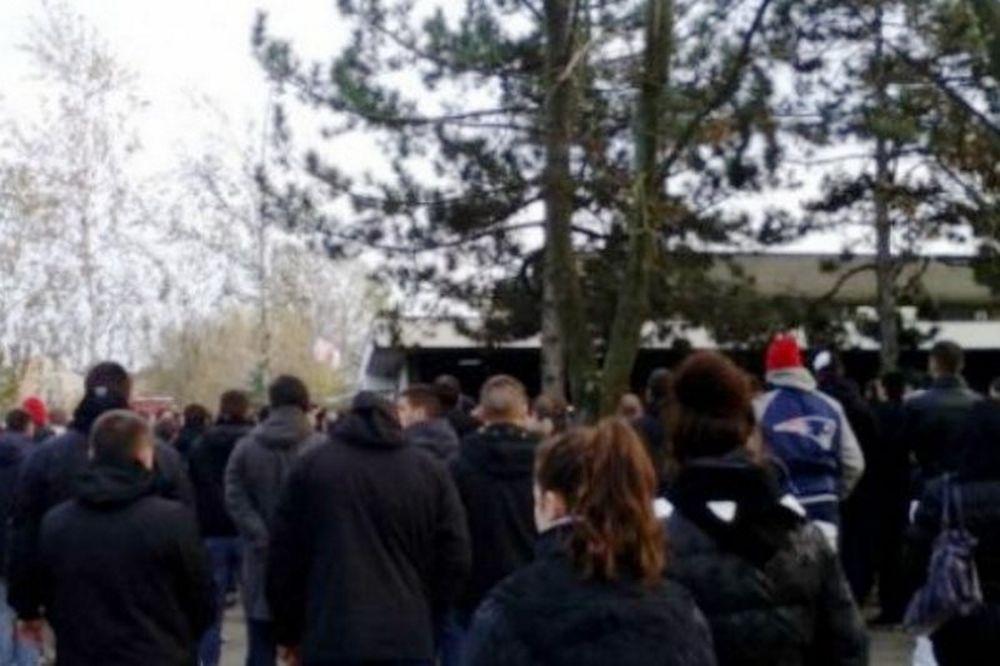 Ερυθρός Αστέρας: Το τελευταίο «αντίο» στον Ίβκοβιτς (video)