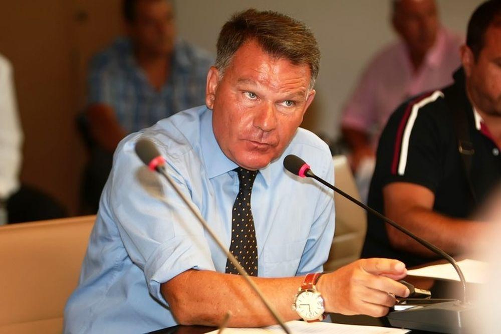 Κούγιας: «Το παιχνίδι με την ΑΕΚ αναβλήθηκε, γιατί η Παναχαϊκή ήταν καλύτερη»