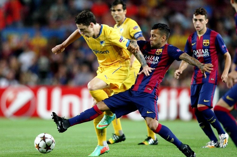 Champions League: Κόντρα στο… θηρίο ο ΑΠΟΕΛ