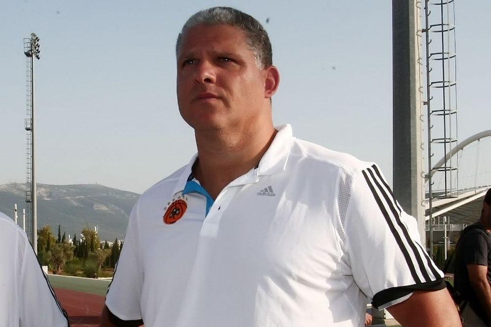Μανωλόπουλος: «Ματς… τελικός κόντρα στη Μπάγερν»