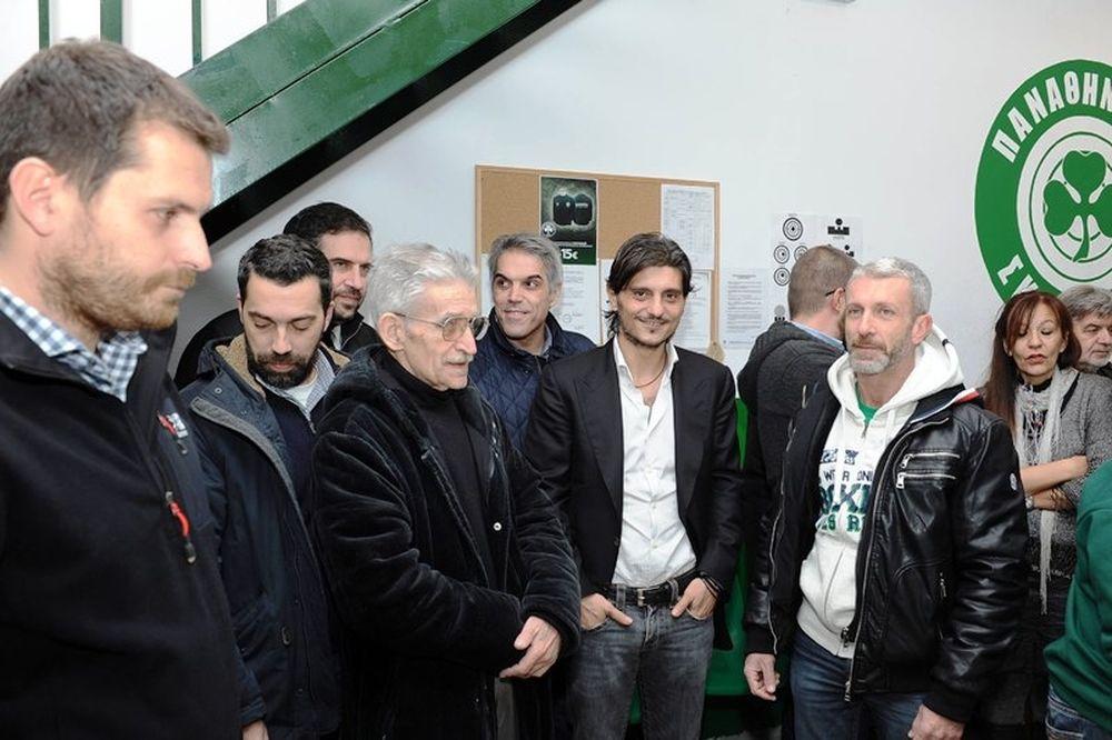 Ο Δ. Γιαννακόπουλος την πρώτη βολή! (photos)