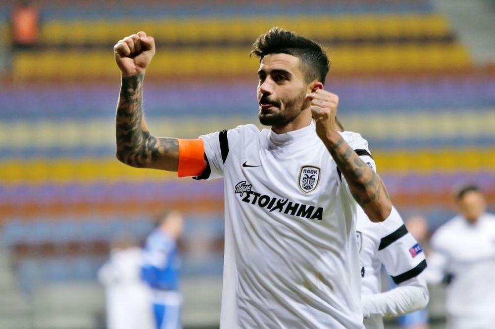 Αθανασιάδης: «Τουλάχιστον μπήκε το γκολ…»