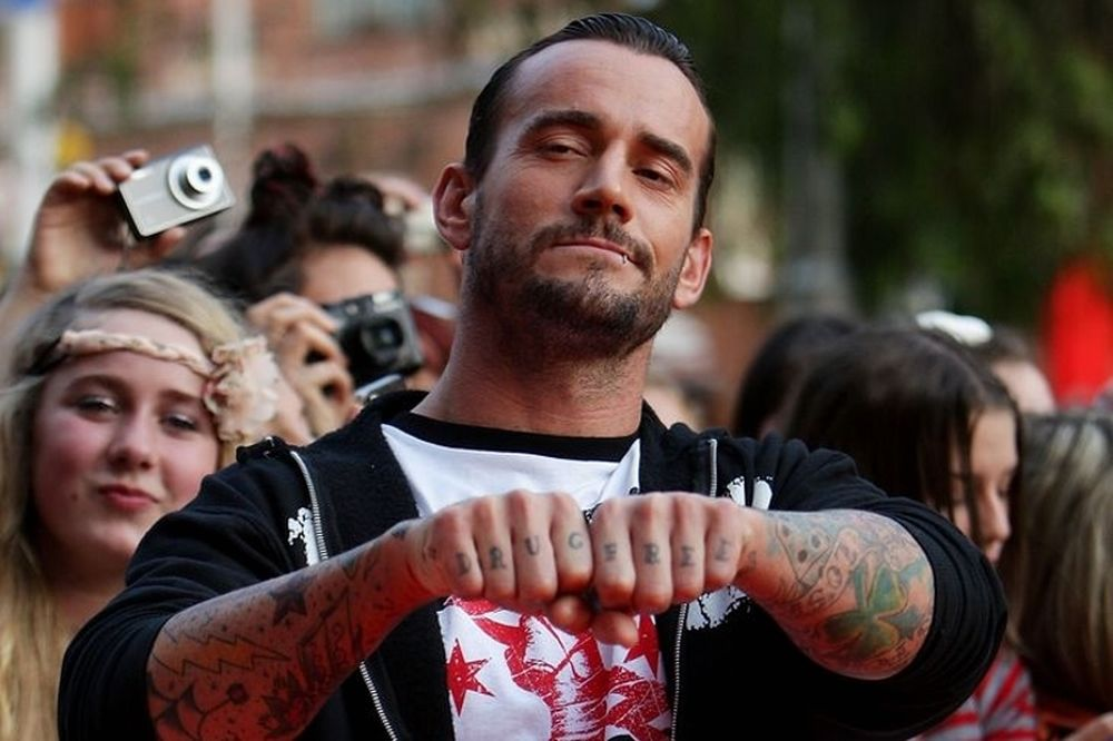CM Punk: «Με απέλυσαν την ημέρα του γάμου μου»