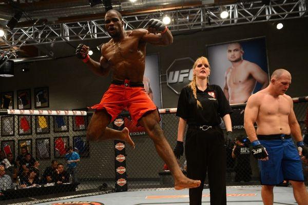 UFC 181: Δεύτερος νέος αντίπαλος για Corey Anderson