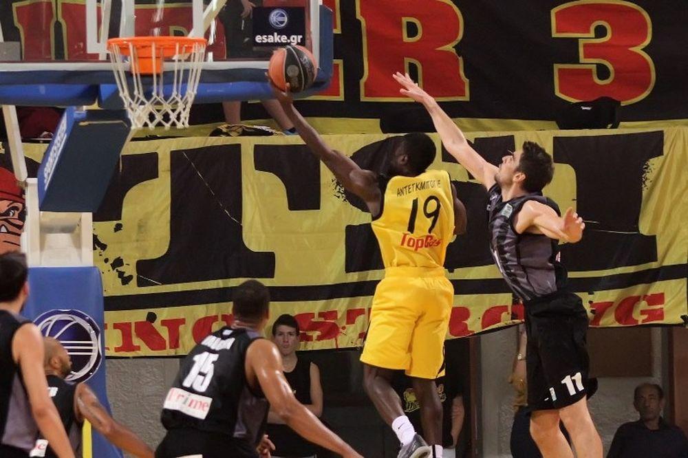 Basket League: Επανάληψη στο ντέρμπι Άρης - ΠΑΟΚ