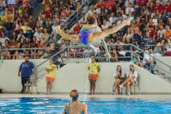 Συγχρονισμένη Κολύμβηση: Καμπ της Εθνικής στον Άγιο Κοσμά