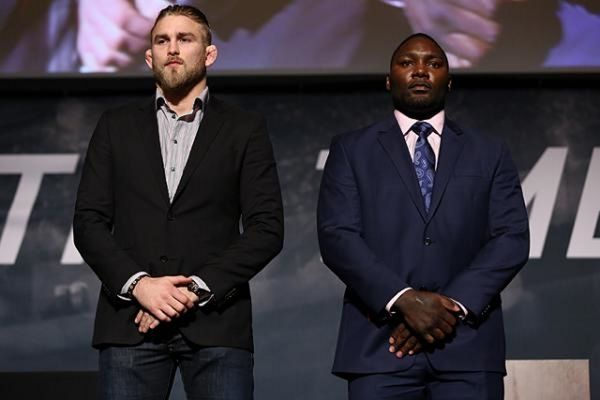 UFC on FOX 14: Θυμήθηκε… UFC 165 o «Rumble»