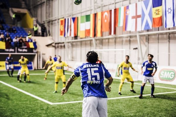 MiniEURO 2014: Κοίταξε στα μάτια την πρωταθλήτρια Ευρώπης και προκρίθηκε!