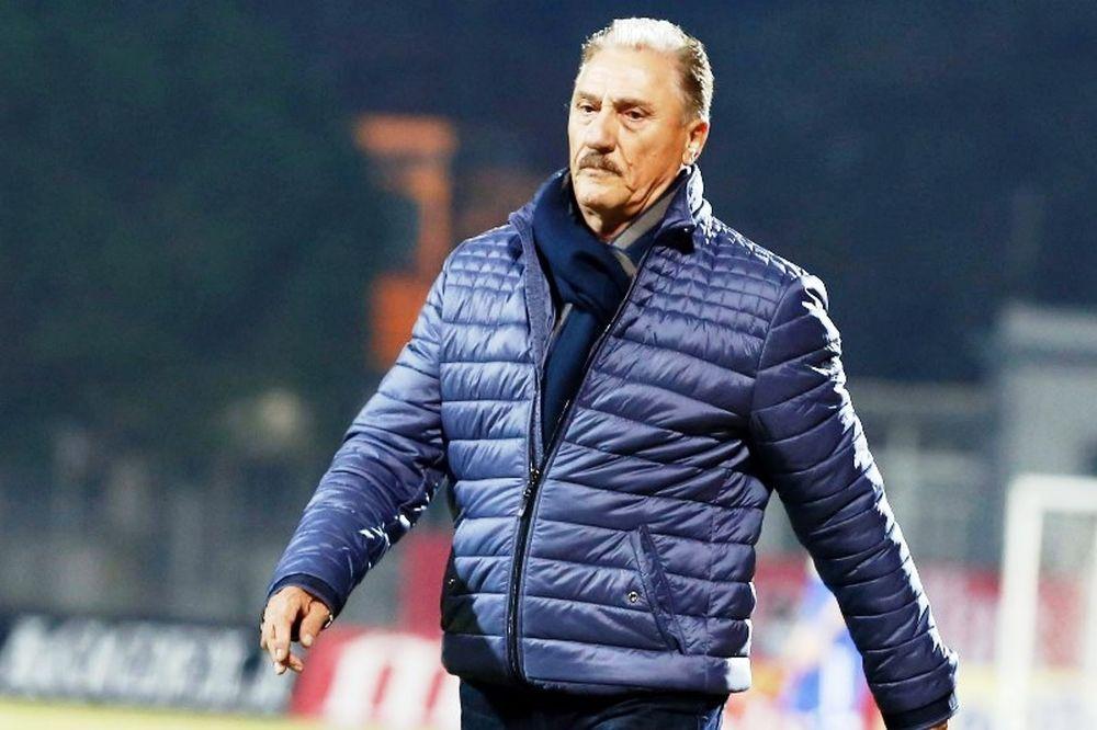 Ματζουράκης: «Ανοιχτό παιχνίδι, αλλά δεν βάλαμε γκολ»