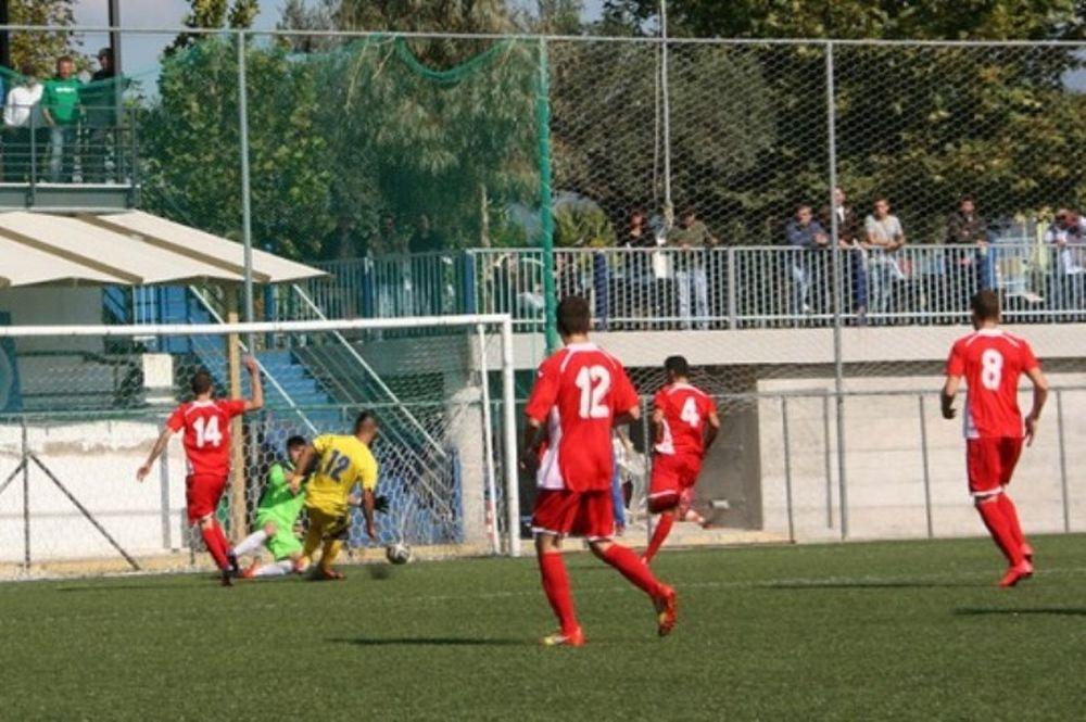 Λεβαδειακός – Παναιτωλικός 1-1 (Κ20)
