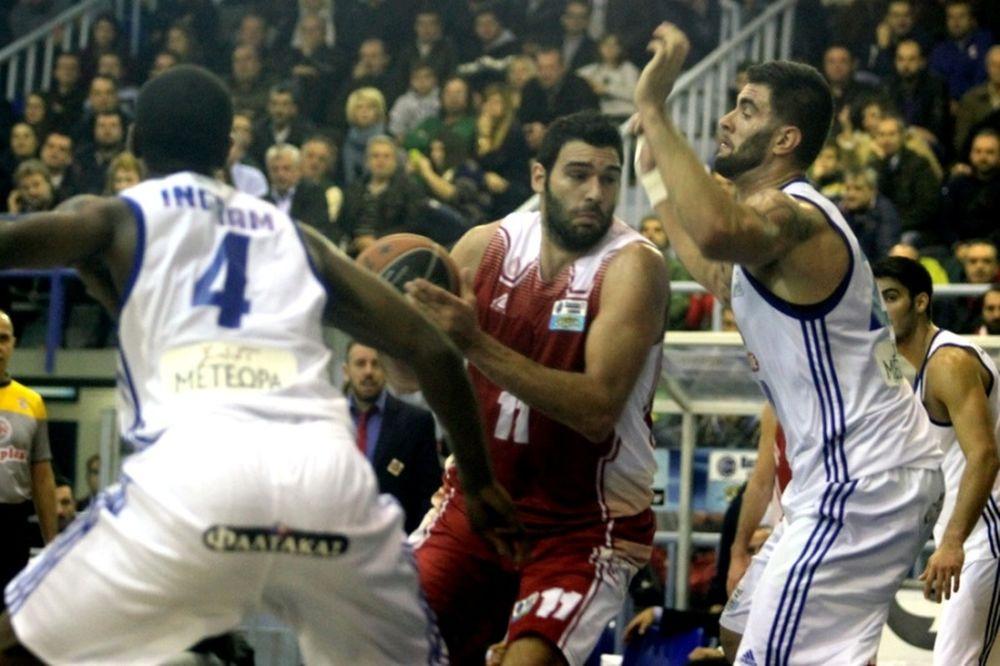 Basket League: Τρίκαλα BC - Κηφισιά 89-96 (photos)