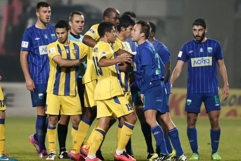 Λεβαδειακός – Παναιτωλικός 0-0: Οι καλύτερες φάσεις του αγώνα (video)