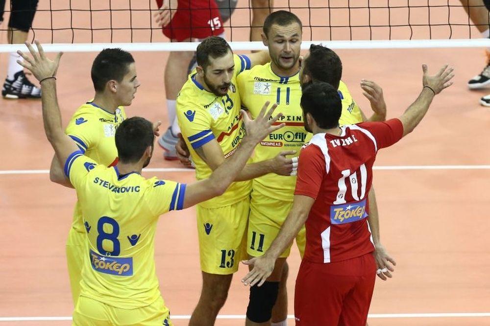 Volleyleague: Παμβοχαϊκός – Κηφισιά 3-1