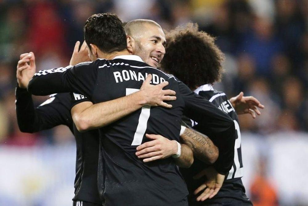 Μάλαγα – Ρεάλ Μαδρίτης 1-2 (video)