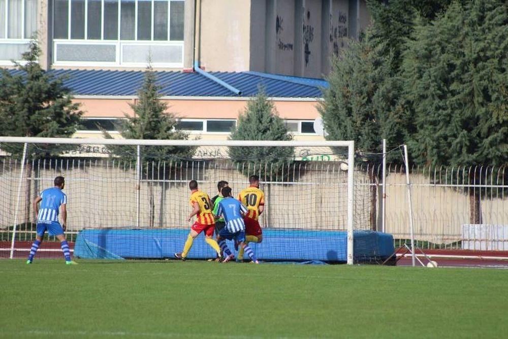 Καστοριά – Ορφέας Ελευθερούπολης 0-2