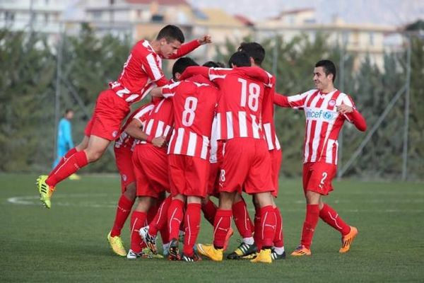 Κέρκυρα – Ολυμπιακός 0-3 (Κ20)