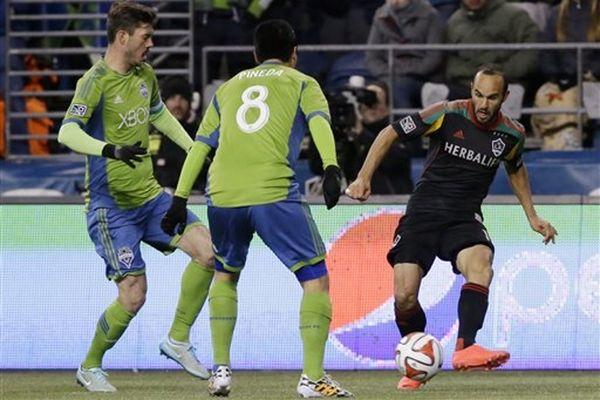 MLS: Στον τελικό οι Γκάλαξι (video)