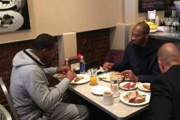 Μπόστον Σέλτικς: Πρωινό Ρόντο με Κόμπι