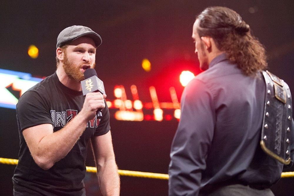 NXT: Αγρίεψε ο Sami Zayn (photos+videos)