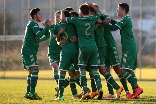 Αστέρας Τρίπολης – Παναθηναϊκός 2-3 (Κ20 – photos)