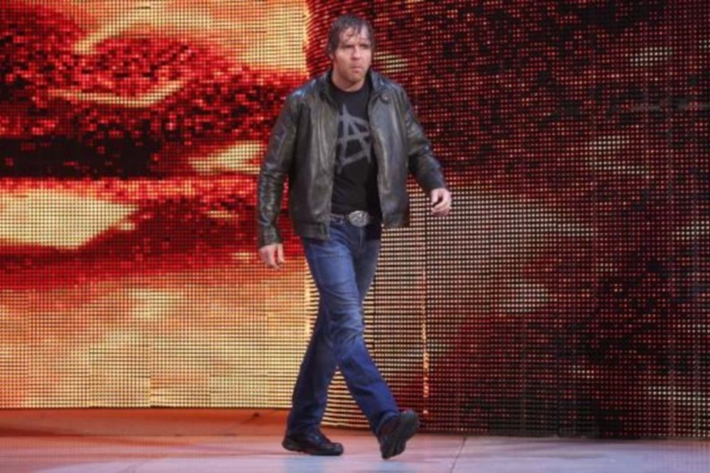 SmackDown: Επιμένει ο Dean Ambrose (videos+photos)
