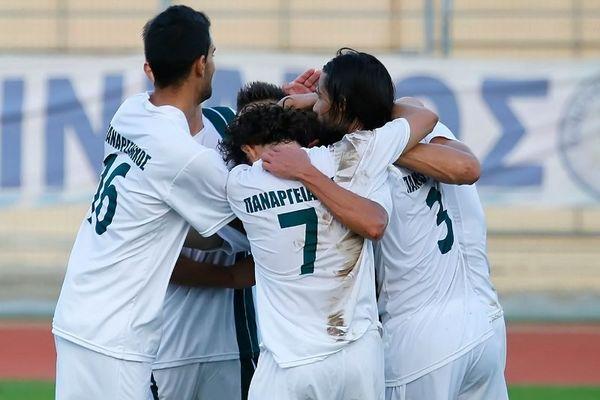 Δόξα Νέας Μανωλάδας – Παναργειακός 0-1