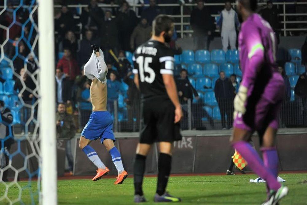 ΠΑΣ Γιάννινα – ΠΑΟΚ 3-0: Τα γκολ του αγώνα (video)