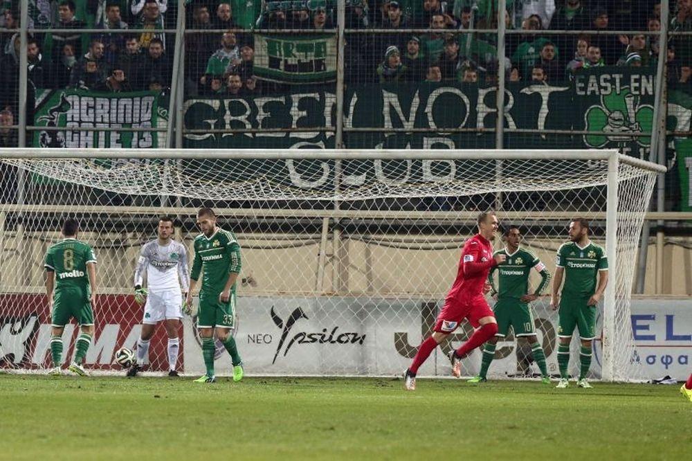 Skoda Ξάνθη – Παναθηναϊκός 4-2: Τα γκολ του αγώνα (video)