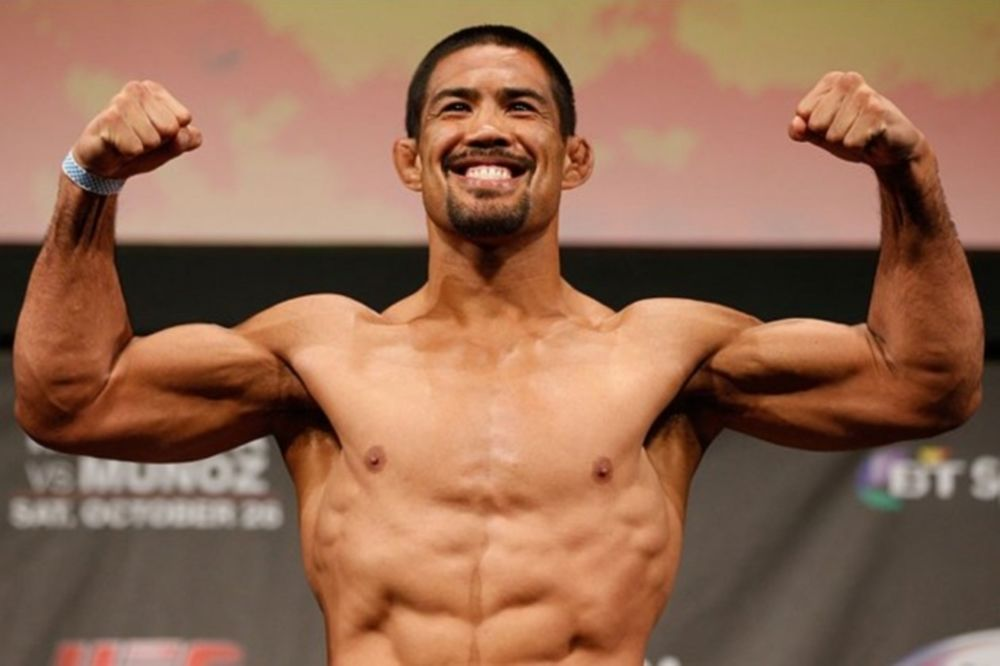 UFC 184: Munoz με «Jucao»