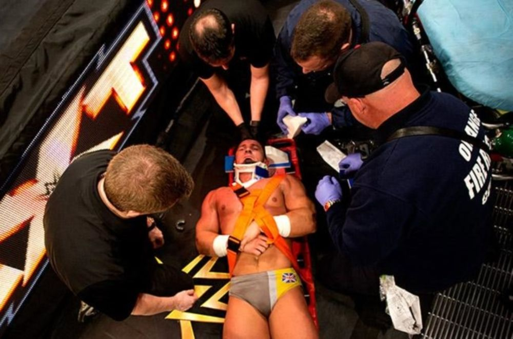 NXT: Εισαγωγές… Kevin Owens (photos+videos)