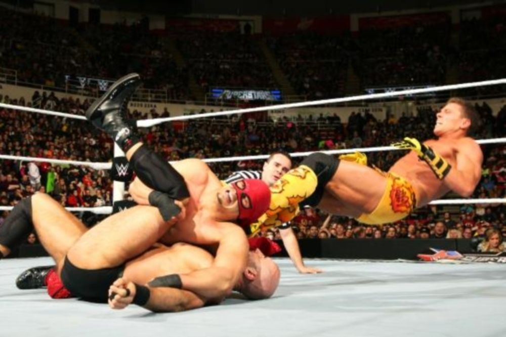 Superstars: Δικαίωση για Tyson Kidd και Cesaro (videos+photos)