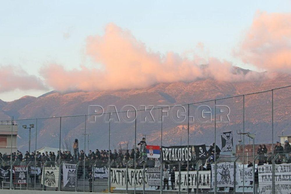 ΠΑΣ Γιάννινα-ΠΑΟΚ: Η παρακάμερα του αγώνα(video)