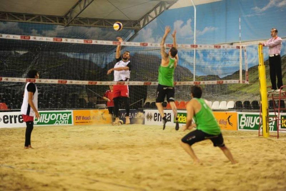 Μπιτς Βόλεϊ: Πρεμιέρα στο BVA Beach Volleyball Winter League