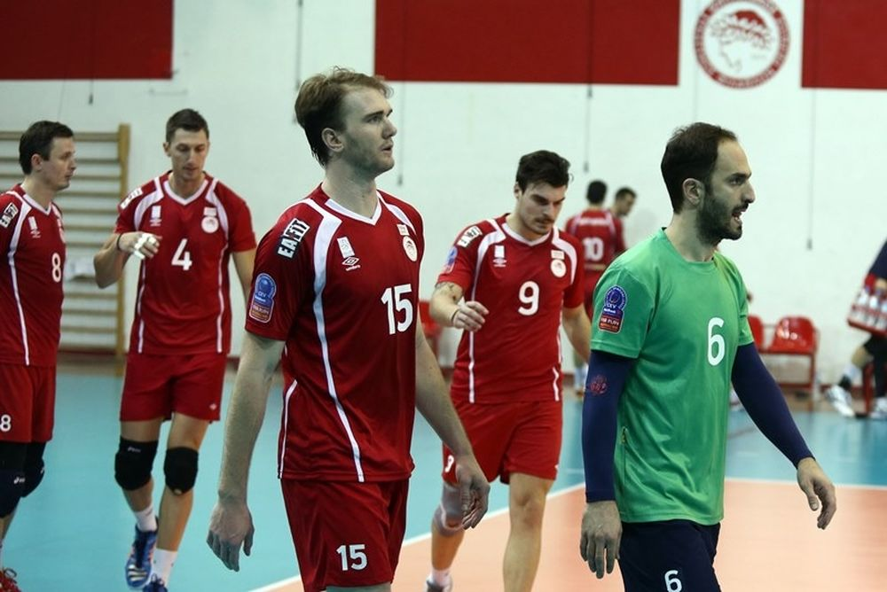Volleyleague ΟΠΑΠ: Οι διαιτητές στο Παναθηναϊκός - Ολυμπιακός