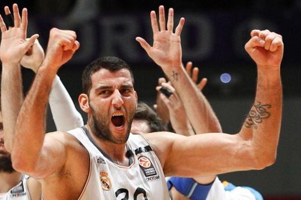 Ευρωλίγκα: MVP ο Μπουρούσης