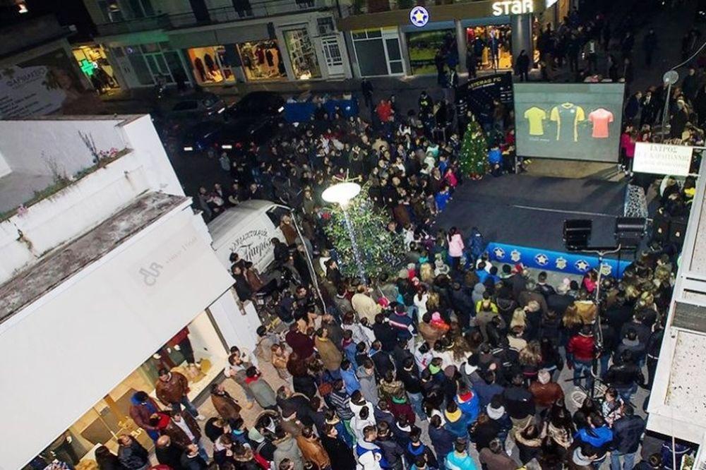 Αστέρας Τρίπολης: Λαμπερά εγκαίνια στο Star Store (photos)