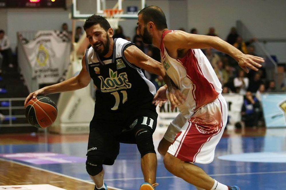 Κύπελλο Ελλάδας: Κηφισιά - Απόλλωνας Πατρών 73-75 (photos)