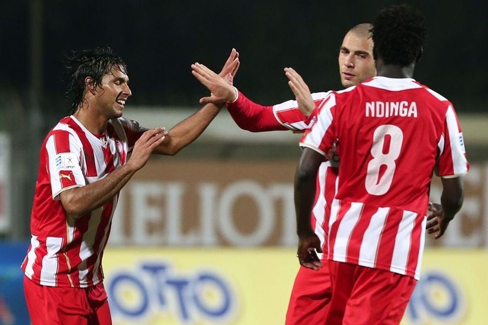 ΑΕΛ Καλλονής - Ολυμπιακός 0-5 (photos)